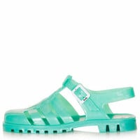 HUEY2 JELLY SANDALS