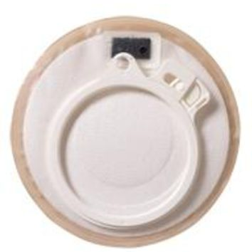 Coloplast Assura Stoma Cap 3/8 - 13/4 Inch Stoma, Opaque, Two-Piece 30 Per Box