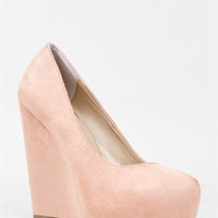 BERRY-01 Wedge Pumps
