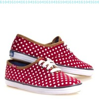 Keds Women's Champion Dot Fashion Sneaker:Amazon:Shoes