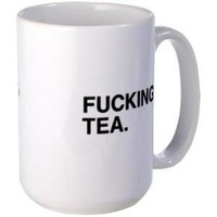 Fucking Tea Mug > What the fuck should I make for dinner store