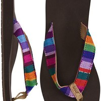 REEF GUATEMALAN LOVE SANDAL > Womens > Footwear > Sandals | Swell.com