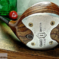 Golf Club Bottle Opener -- 1950's Sam Snead Driver Golf Club -- Wilson 4300