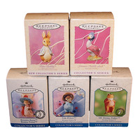 Hallmark 1996-2000 Beatrix Potter Series