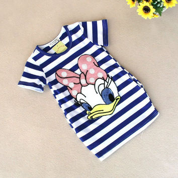 Choice of Girls Daisy Duck Shirt Dress