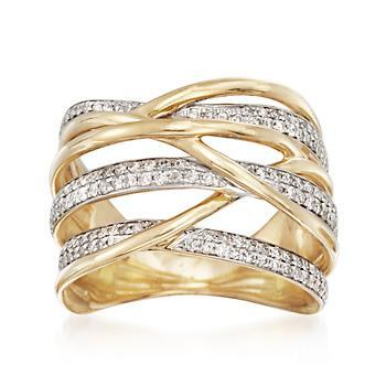 Ross simons 65 ct t w diamond from ross simons jewelry for Ross simons jewelry store