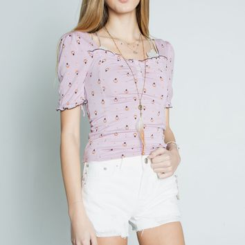 Free People Bosanova Top