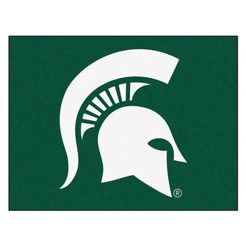 Michigan State Spartans NCAA All-Star Floor Mat (34x45)