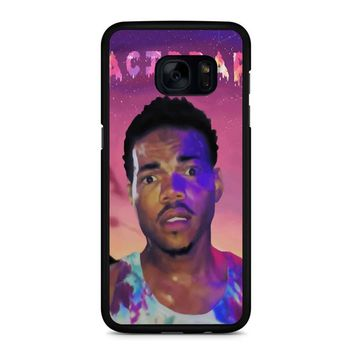 Acid Rap- Chance The Rapper Samsung Galaxy S7 Edge Case