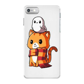 brave kitty iPhone 7 Case