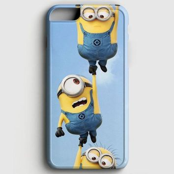 Falling Minions iPhone 8 Case