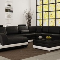 Modern Sofa Sectional With Side Table - Opulentitems.com