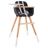 Black Ovo High Chair