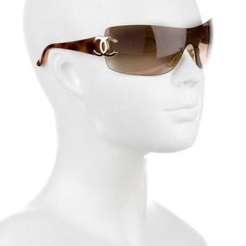 CC Shield Sunglasses
