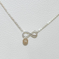 Infinity Necklace - A Perfect Gift - Eternity Necklace