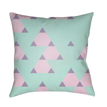 Scandanavian Pillow Cover - Lavender, Pale Pink, Mint - SN013