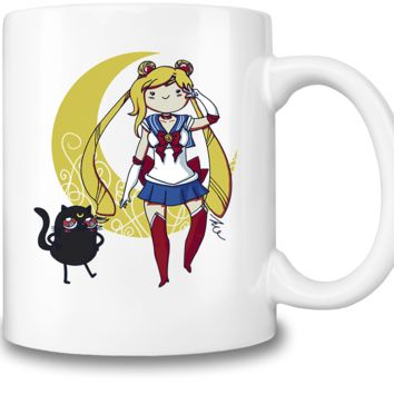 Adventure Moon Coffee Mug