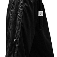 Pro Club Mesh Shorts Heavyweight Basketball Men's S-5xl (5X-Large, Black)