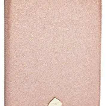 Women's kate spade new york 'glitter bug' iPad Air case - Metallic