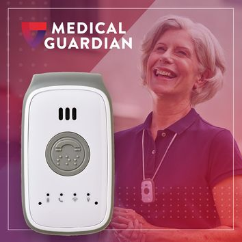 Active Guardian Plus Medical Alert with Charging Station