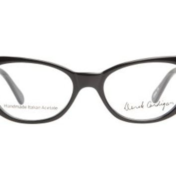 Derek Cardigan 7019 Black | Derek Cardigan Glasses - Coastal.com®