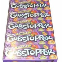 Wonka Chewy Gobstoppers (24 count)
