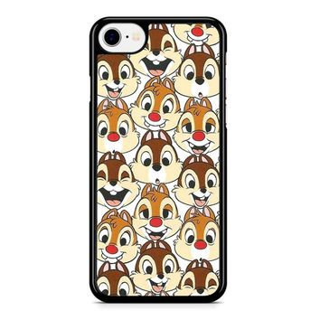 Chip And Dale iPhone 8 Case