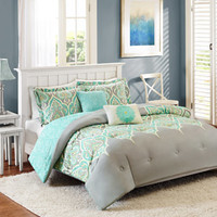 Walmart: Better Homes and Gardens Kashmir 5-Piece Bedding Comforter Set