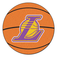 Los Angeles Lakers NBA Basketball Mat (29 diameter)
