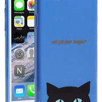 kate spade new york 'cat' iPhone 6 case - Blue