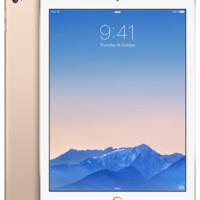 iPad Air 2 Wi-Fi 64GB - Gold - Apple (AU)