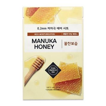 ETUDE 0.2 THERAPY AIR MASK, MANUKA HONEY