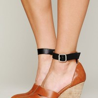 Free People Courtland Mini Wedge