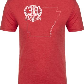 "3B Radio ""Arkansas"" Tee"