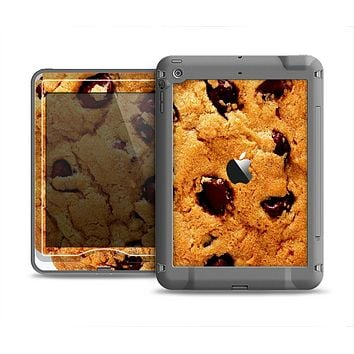 The Chocolate Chip Cookie Apple iPad Air LifeProof Nuud Case Skin Set