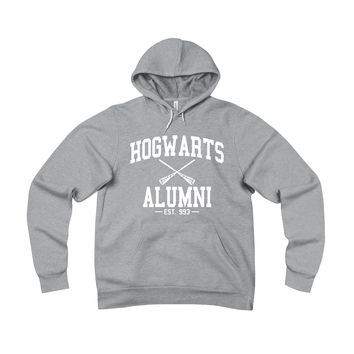 Hogwarts Alumni Harry Potter wwohp Unisex Pullover Hoodie