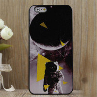Astronauts Print iPhone 5/5S/6/6S/6 Plus/6S Plus Case Gift Very Light Case-29