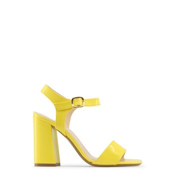 Made in Italia Women Yellow Angela Sandals