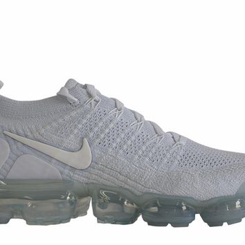 "Nike Air Vapormax Flyknit 2 ""White Pure Platinum"""