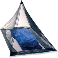 Sea to Summit Mosquito Pyramid Insect Shield Net - Single