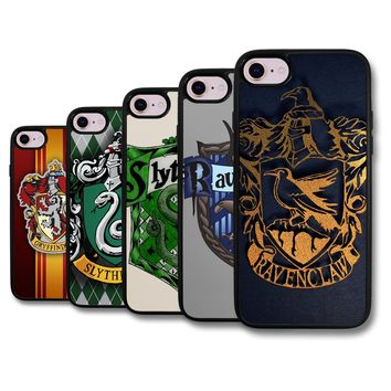 Movie Harry Potter Collection B Deluxe Phone Case Cover Skin iPhone 7 8 X Plus
