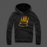 Born Sinner Hoodie by J Cole - WEHUSTLE | MENSWEAR, WOMENSWEAR, HATS, MIXTAPES & MORE