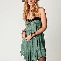 Free People FP New Romantics Cat Eye Wrap Dress