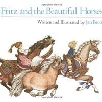 Fritz and the Beautiful Horses Sandpiper Books Reprint
