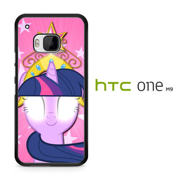 Cartoon My Little Pony Pink HTC One M9 Case