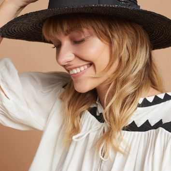 Eleanor Boater Hat