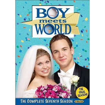 Boy Meets World: The Complete Seventh Season (3 Discs)