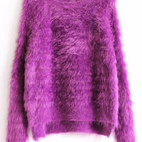 Cheeba Mohair Sweater