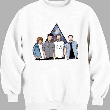 bastille cartoon Sweater for Mens Sweater and Womens Sweater *