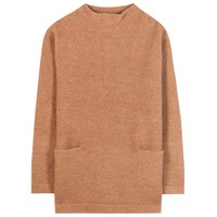 acne studios - dames boiled wool sweater